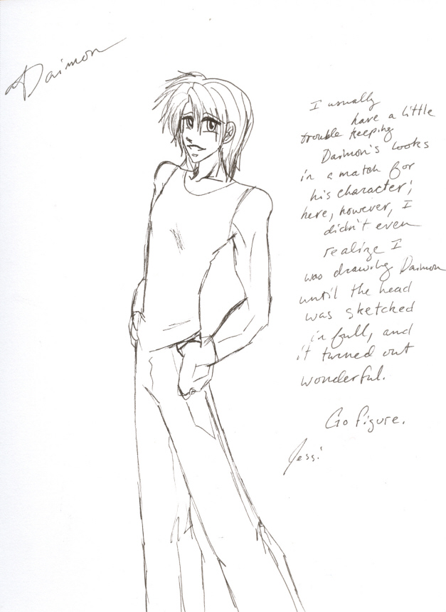 Daimon Sketch