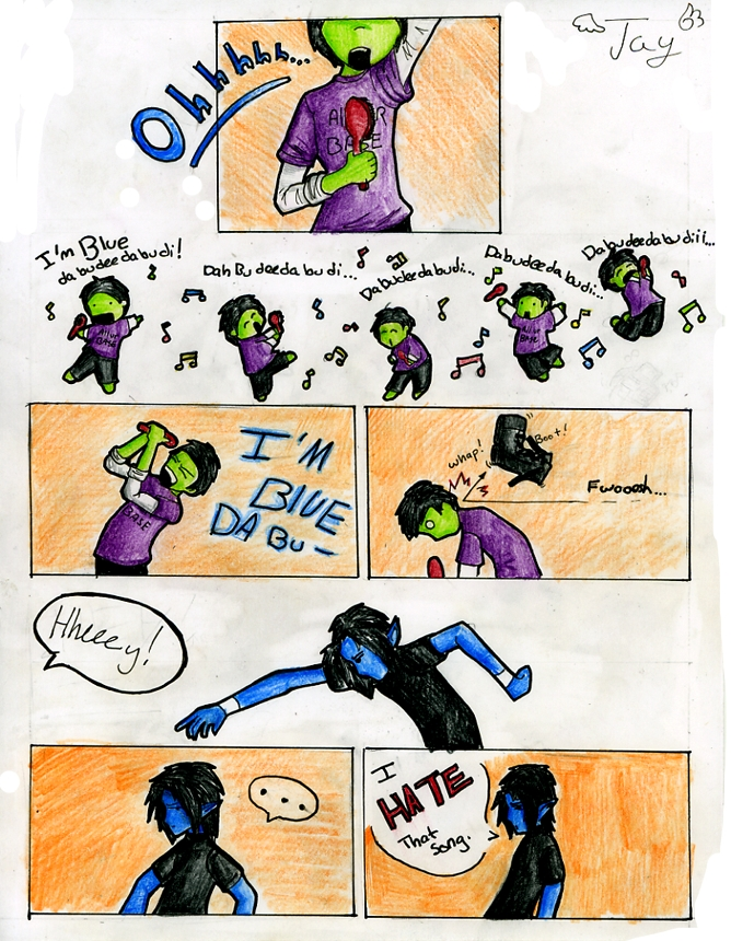 Lawl of Purple! XD
