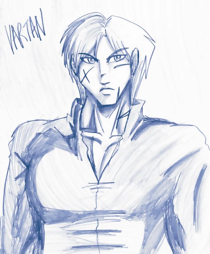Vartan gives you his smoky look